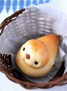 Bird Bread - so cute I don't think I could eat it! Lol