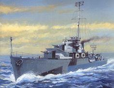Destructor Onslow 1941, GB