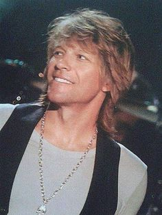 "Bon Jovi,""Lost Highway-The Concert"",Chicago,July 2007.....Thanx,Eve & Ines!"