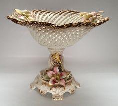 Capodimonte Italian decorative centerpiece. Capodimonte Italian. Category: Decorative Centerpieces