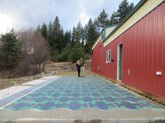 Placas solares para substituir o asfalto   bim.bon