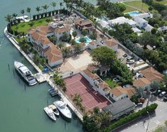 Miami Beach's Biggest Mansion Bought by American Businessman/Bachelor for Entertaining