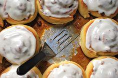 Joyful Baker cinnamon rolls