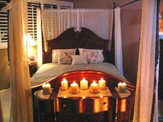 Corner Bed Curtain