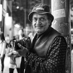 Raghu Rai honoured with Lifetime Achievement at National Photography Awards :http://gktomorrow.com/2017/03/24/raghu-rai-national-photography-awards/