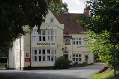 https://flic.kr/p/MBBYnV | Woolpack Inn (1480) Chilham | The beautiful kentish inn at chilham village  www.adamswaine.co.uk