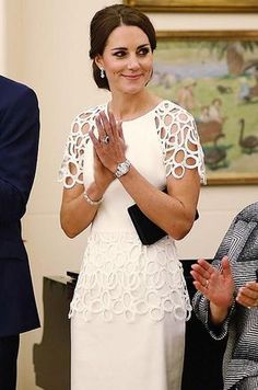 Catherine Middleton ♪ ♪ ... #inspiration #diy GB http://www.pinterest.com/gigibrazil/boards/