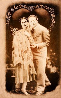 Frida Kahlo y Diego Rivera #fridakahlo #diegorivera #mexico