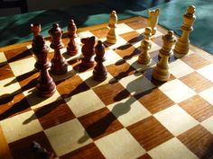 Improve your chess using only 20 minutes on day! yourchesstraining.com