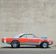Dick Landy's 68 Hemi Dart Pro Stock