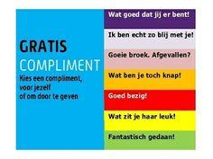 1 maart 2014 - We zijn blij met jou! Nationale complimentendag (www.kinderpostzegels.nl/elkedag)