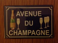 My kind of avenue