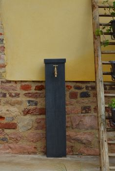 Fontaine de jardin zinc MIMOSA | Terrasse | Pinterest | Fontaines de ...