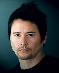 Johnny Yong Bosch, met him at Izumicon this weekend! And signed stuff for me he's so nice!!!!!!!!