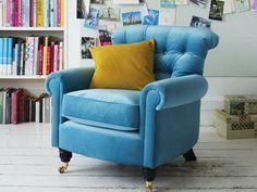 The Velvet Chair Company - Oliver Bonas