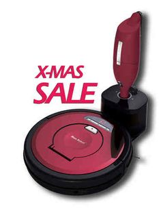 X-mas sale price for Mamirobot K7 is now available! Take this chance!  www.mamiroboteu.com