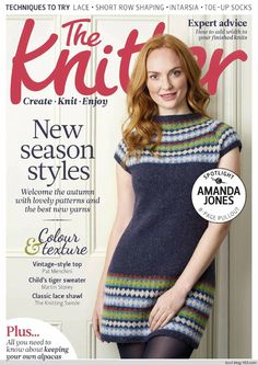 The Knitter - Issue № 115 2017 - 编织幸福 - 编织幸福的博客