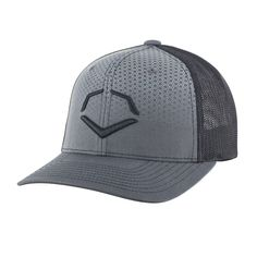 14bb84e9 The Evoshield Phantom Fade Mesh Flex Fit Trucker Cap is the perfect  accessory when heading out to the game.