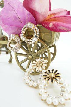 #Fei fei et bu#earrings#jewelry https://www.facebook.com/feifeietbu
