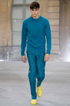 Berluti Spring 2016 Menswear - Collection - Gallery - Style.com