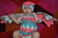 Baby Girl Owl Costume