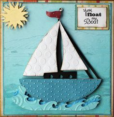 A Mermaids Crafts: You Float My Boat, Award Thanks and Guest Designer Spot!