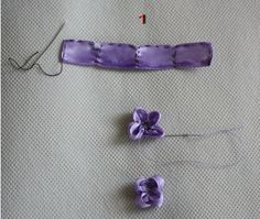 silk ribbon embroidery kits for beginners Ribbon Embroidery Tutorial, Rose Embroidery, Embroidery Patterns Free, Silk Ribbon Embroidery, Embroidery Kits, Embroidery Stitches, Embroidery Designs, Embroidery Supplies, Embroidery Scissors