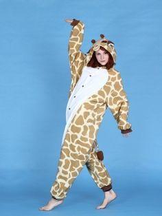 Giraffe Kigurumi Pajama