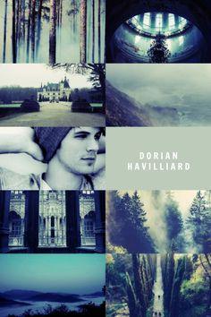ToG aesthetic:↳ Rowan, Dorian and Aelin