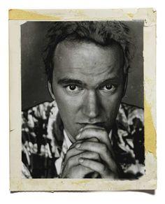 Quentin Tarantino by Diego Uchitel