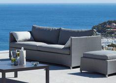 Cane-Line Diamond 3 Seat Garden Sofa Garden Seating, Garden Table, Garden Chairs, Modern Garden Furniture, Outdoor Furniture, Garden Parasols, Outdoor Sofa, Outdoor Decor, Rattan Sofa