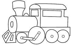 dibujo tren - Buscar con Google