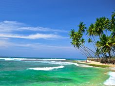 Hikkaduwa, one of the most popular beach towns in Sri Lanka.   Enjoy the Cafe lifestyle at this spectacular beach !