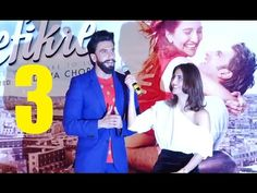 BEFIKRE | You & Me song launch | Ranveer Singh, Vani Kapoor | PART 3 You And Me Song, You And I, Ranveer Singh, Gossip, Interview, Product Launch, Songs, Music, Youtube