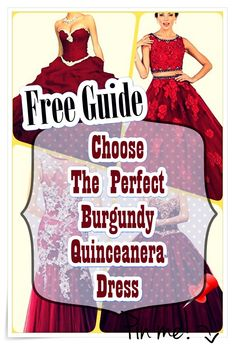 Find the ideal Burgundy quinceanera dresses in your area! Find Burgundy quinceanera dresses and where to get them! Burgundy Quinceanera Dresses, Our Girl, Dress First, Fashion Show, How To Memorize Things, Princess, Style, Swag, Outfits