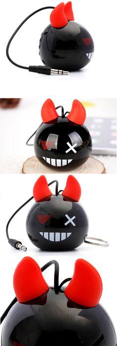 Mini Portable Doll  Waterproof Speaker Portable Wireless Speaker - Buy Wireless Speaker,Mini Speaker,Waterproof Speaker Product