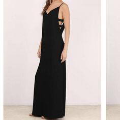 Last One! Tobi Cut Out Maxi Dress