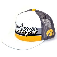 NCAA Iowa Hawkeyes Men's B-Boy Adjustable Snapback Cap (White/Grey, One Size) by Top of the World. Save 59 Off!. $7.39. Do Not Wash, Do Not Bleach, Do Not Iro, Dry Clean Only. Wool Flat Bill. Oh So Smooth: B-Boy Is A Wool, High Crown, Flat Bill, Snapback Cap with Intensified 3D Embroidered Three Color Script, Back Grey Color Mesh with Team Color Adjustable Snapback. 100-Percent Wool. Adjustable Snapback. China