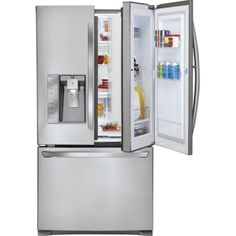 This is my dream refrigerator.