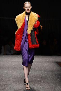 The Best Fur Coats for Fall 2014 - Prada fall 2014