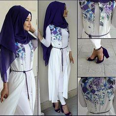 Vest / Weste / Yelek - www,misselegance.de (Elegance 479) Hijab / Kopftuch / Basörtü - Hijab 220  Shoes / Schuhe / Ayakkabilar - Fatih Istanbul (Nisantasi Shoes)