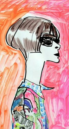 GLADYS PERINT PALMER DOES ANNA WINTOUR!