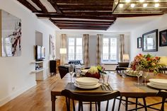 Rue Mazarine - arguably one of the best streets to stay in Paris, right at the heart of  St Germain.