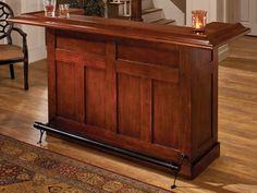 Hillsdale Classic Cherry Large Bar Price: $1,436.00