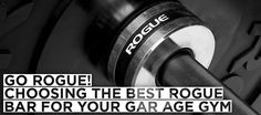 Rogue Barbell.. https://garagegymplanner.com/rogue-bars-comprehensive-buying-guide/