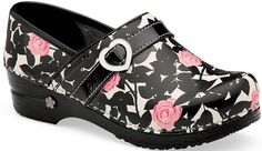 Nursing Shoes - Koi By Sanita Professional Little Camellia Clog   Koi by Sanita Clogs   Sanita Clogs   www.LydiasUniforms.com