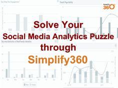 Social media analytics and measurement tool - Simplify360