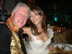 British business man Richard Caring. In November of 2005 an astonishing extravaganza took place in the Catherine Palace of Pushkin (Tsarskoye Selo), Bill Clinton and Elizabeth Hurley