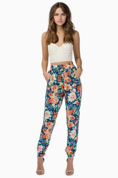 Mink Pink Acid Bloom Jogger