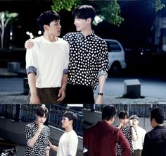 'Reunited Worlds' Yeo Jin Goo and Ahn Jae Hyun's Sweet Bromance – CastKo Ahn Jae Hyun, Jin Goo, Two Men, Men Street, Sci Fi Fantasy, Kdrama, Mystery, Handsome, Action